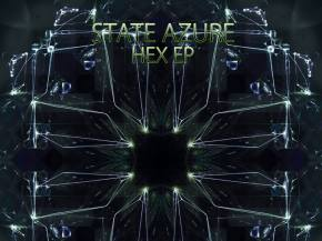 Twin Shape remix leads off State Azure EP 'Hex' [Mindspring Music]