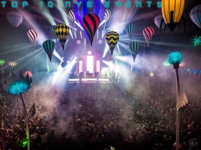 Top 10 NYE EDM Events 2015