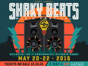 Odesza, Big Gigantic, surprise act TBA top inaugural Shaky Beats Fest