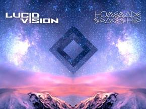 Lucid Vision teams with Homemade Spaceship on So Alive EP [PREMIERE]