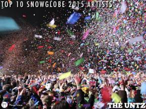 Top 10 SnowGlobe 2015 Artists Preview