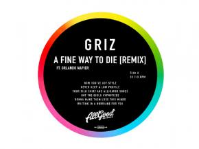 GRiZ drops FREE 'A Fine Way To Die' VIP to wish all a Merry Grizmas