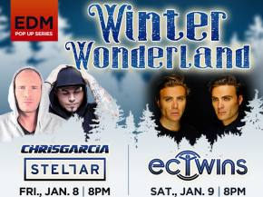 Winter Wonderland brings EDM stars to Downtown Las Vegas Events Center