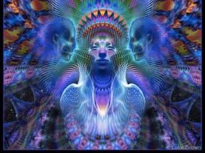 Kaminanda debuts 'Celestial Dub' [The Infinite Breath - Merkaba Music]