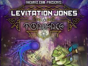 Weird Bass heroes Levitation Jones & Toadface set out on tour