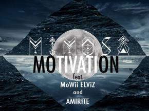 MiMOSA gets MOWii ELViZ & Amirite on trappy track 'MOTiVATiON' Preview