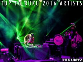 Top 10 BUKU Music + Art Project 2016 Artists Preview