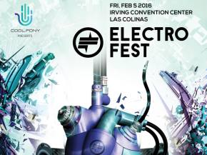 Electrofest brings a massive EDM experience to Irving, TX February 5
