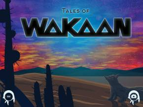 Desert Dwellers remix Neuroplasm for Tales of Wakaan compilation
