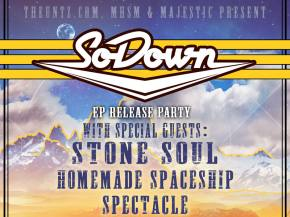 SoDown drops funky The Journey EP, release party in Denver February 12 Preview