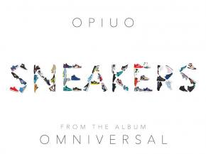 OPIUO slips on 'Sneakers' for his first single from Omniversal [Slurp]