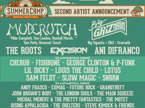 BIG GRIZMATIK, Excision, Lotus & more join Summer Camp 2016 lineup Preview