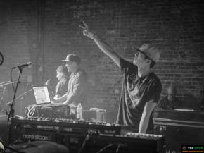 Break Science packed Brooklyn Bowl for its live band show January 29