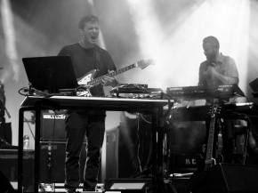 STS9 hit The Wiltern in Los Angeles for one night only January 30