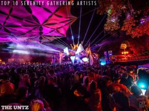 Top 10 Serenity Gathering 2016 Artists Preview