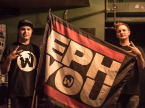 Ephwurd brought bass house to Beta in Denver. It was nuts.
