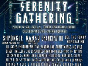 Serenity Gathering takes over new venue with hot lineup next weekend Preview