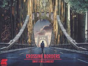 SwAy & Willdabeast premiere 'On My Mind' from Crossing Borders EP