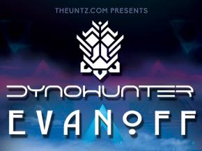 Dynohunter & Evanoff bring jamtronica home to The Fox Boulder April 14