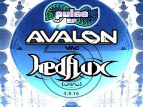 Pulse SF celebrates 5 years with Avalon, Hedflux & Jossie Telch April 8 Preview