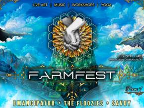 Emancipator, The Floozies, Liquid Stranger headline FARM Fest 2016 Preview