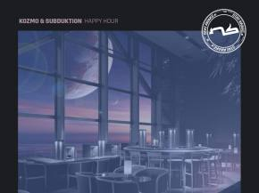 Kozmo & Subduktion tease split EP Happy Hour with 'Gin & Tonic'