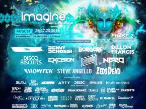 Disco Biscuits, Minnesota, Ott & The All Seeing I join Imagine lineup Preview