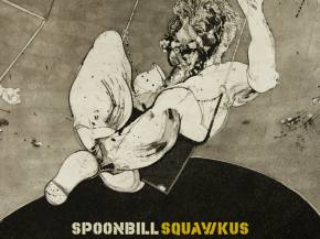 Spoonbill teams with Dub FX on 'Tidal Wave' from new Squawkus EP Preview