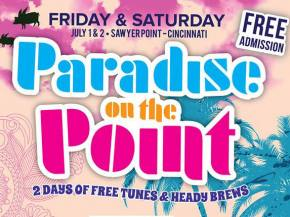 Paradise on the Point brings Emancipator, Manic Focus to Cincy (FREE!)