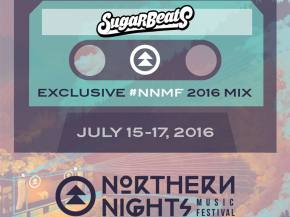 SugarBeats drop exclusive mix for Northern Nights Music Festival! Preview