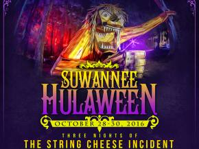 Suwannee Hulaween adds more artists, new stage in Phase 2 Preview
