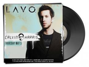 Calvin Harris @ LAVO (New York, NY) - 5/5