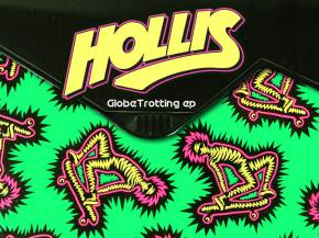Hollis' Globetrotting EP is easily the sleeper hit of the summer