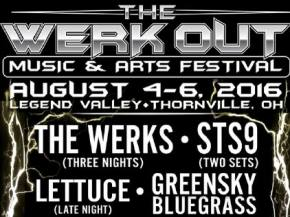 Do NOT miss these 10 Artists at The Werk Out Festival 2016!