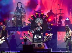 Guns N' Roses fans didn't really 'get' Skrillex (at first) [VIDEO] Preview