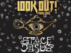 LOOK OUT! Space Jesus, Yheti & Esseks head out on a big fall tour