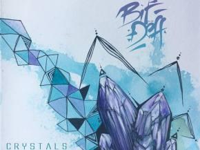 Bit Deff debuts 'Tanzanite' from his new CRYSTALS album