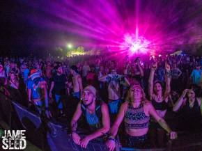 Backwoods Music Festival unaffected by 5.6 magnitude earthquake Preview