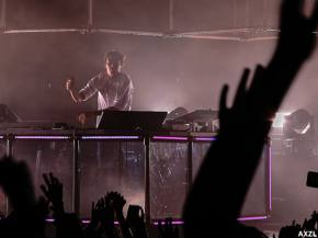 Flume fills The Pageant in St Louis with sound