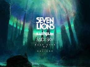 Seven Lions, Illenium & Said The Sky are a melodic bass dream team