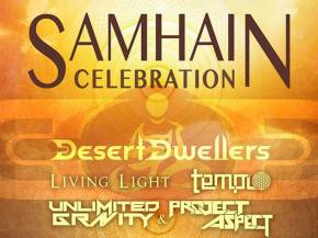 Desert Dwellers, Living Light & more hit Asheville Samhain bash Oct 31