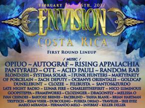 Envision Festival reveals its 2017 first round lineup! Preview