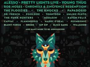 Euphoria does something different with its 2017 lineup.