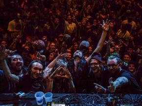 LOOKOUT! Space Jesus & Yheti sell out Denver's Bluebird Theater