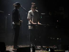 The Shelter Tour with Porter Robinson & Madeon is kinda magical.