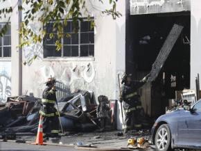 9 dead, dozens missing following Oakland warehouse rave fire