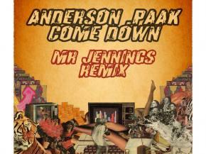 Mr Jennings steamcrunks Anderson .Paak ahead of big PLF NYE in RVA