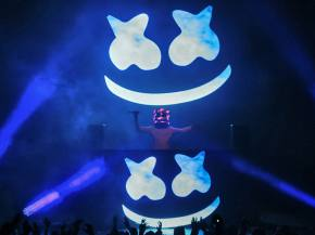 Marshmello and the Mellogang hit The Pageant. Here are the pics. Preview