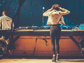 The Librarian releases her hard-hitting set from Bassnectar 360 NYE