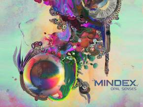 Mindex releases new Opal Senses EP on Time Resonance Music
